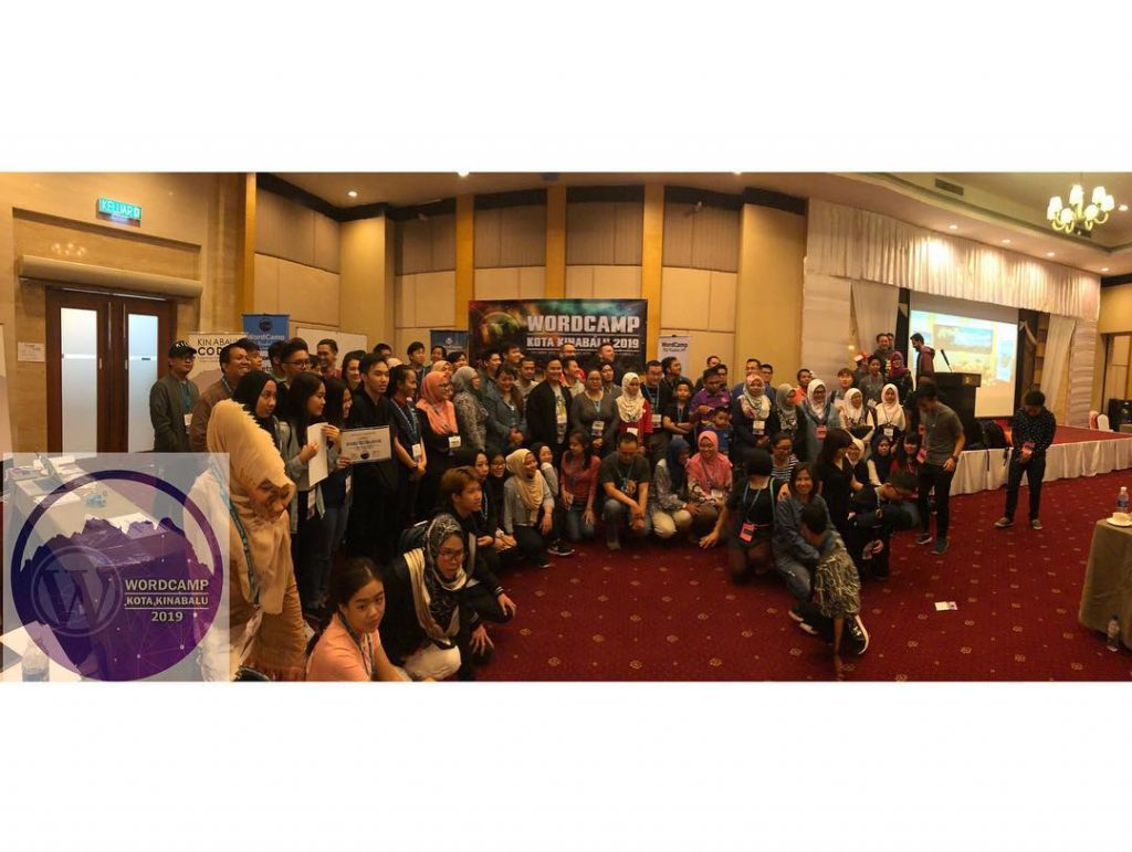 WordCamp Kota Kinabalu – Grand Borneo Hotel, Kota Kinabalu